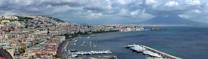 Stormy Napoli