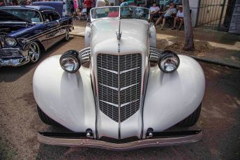 Boat Tail Speedster