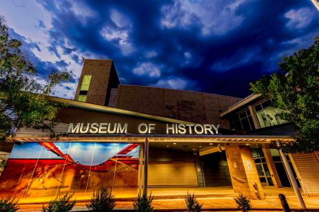 The Museum of History in El Paso, TX.